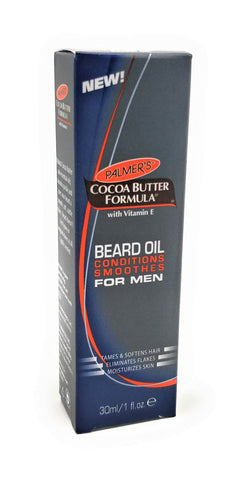 Palmer's Cocoa Butter Formula Beard Oil For Men 1 oz
