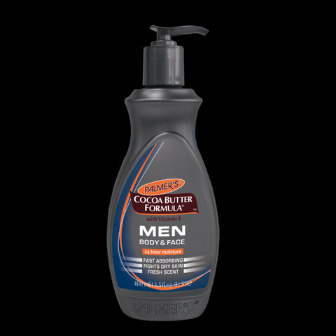 Palmer's Cocoa Butter Formula Men Body & Face Lotion 17 oz Bonus Size