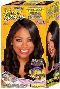 Profectiv Mega Growth No Lye Relaxer Super Strength 1 Application