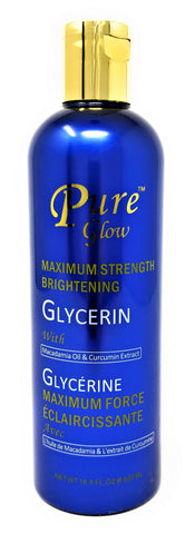 Pure Glow Maximum Strength Brightening Glycerin 16.8 oz