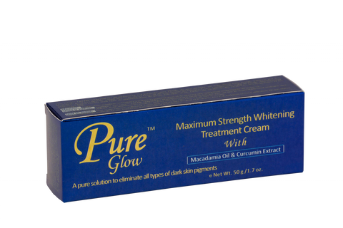 Pure Glow Maximum Strength Whitening Treatment Cream 1.7 oz