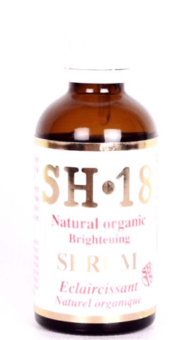 SH 18 Natural Organic Brightening Serum 1.66 oz