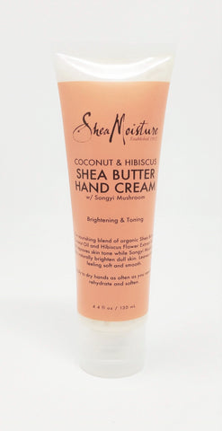 Shea Moisture Coconut & Hisbiscus Shea Butter Hand Cream 4.4 oz