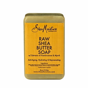 Shea Moisture Raw Shea Butter Soap 8 oz