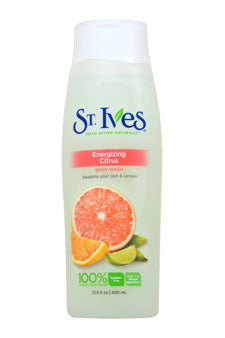St. Ives Body Wash Energizing Citrus 13.5 oz
