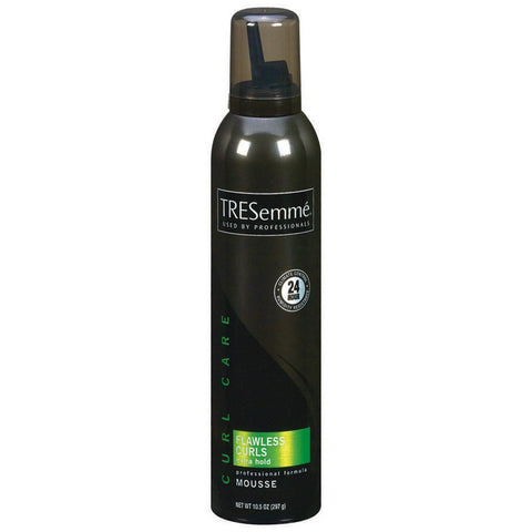 TRESemme Curl Care Flawless Curls Mousse Extra Hold 10.5 oz