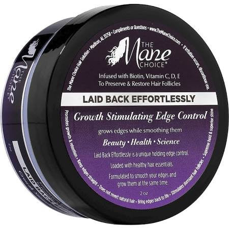 The Mane Choice Laid Back Effortlessly Growth Stimulating Edge Control 2 oz