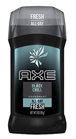 Axe Black Chill Deodorant All Day Fresh 3 oz