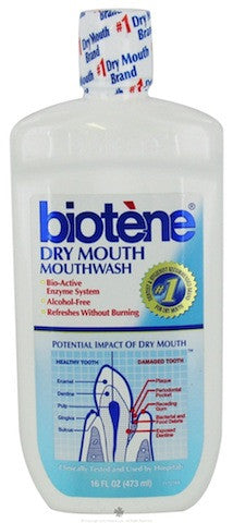 Biotene Dry Mouth Oral Rinse 16 oz.