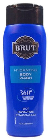 Brut Revolution Hydrating Bodywash 13 oz.