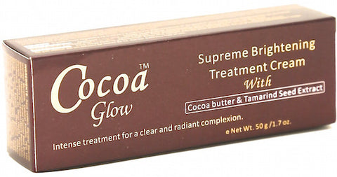 Cocoa Glow Supreme Brightening Treatment Cream 1.7 oz.