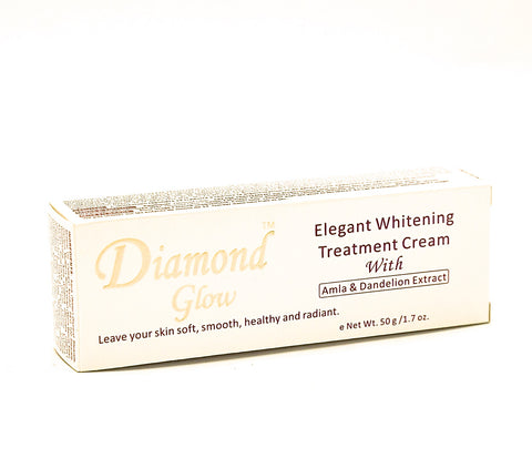 Diamond Glow Elegant Whitening Treatment Cream 1.7 oz.