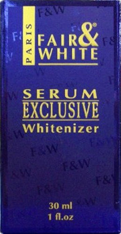 Fair & White Exclusive Serum Whitenizer 1 oz.