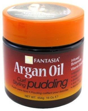 Fantasia IC Argan Oil Curl Styling Pudding 16 oz.