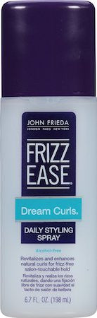 John Frieda Frizz-Ease Dream Curls Curl Daily Styling Spray 6.7 oz.