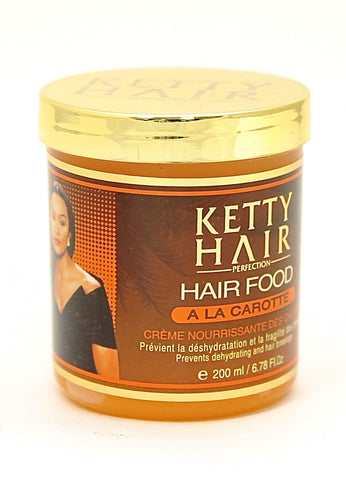 Ketty Hair Perfection Hair Food with Carrot Extract 6.78 oz.