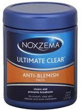 Noxzema Ultimate Clear Anti-Blemish Pads 90 ct.