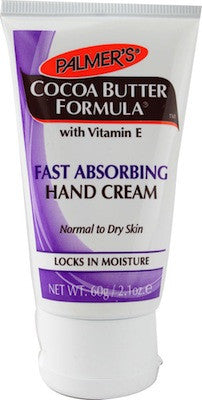 Palmer's Cocoa Butter Formula Fast Absorbing Hand Cream 2.1 oz.