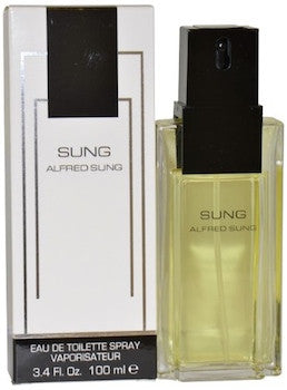Sung by Alfred Sung For Women Eau de Toilette Spray 3.4 oz.