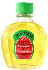 Three Flowers Brilliantine Liquid 4 oz.