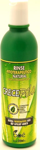 Crece Pelo Natural Phitoterapeutic Rinse 12 oz.