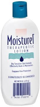 Moisturel Therapeutic Lotion 8 oz.