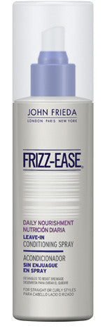 John Frieda Frizz-Ease Daily Nourishing Leave-In Conditioning Spray 8 oz.
