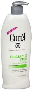 Curel Fragrance Free Original Lotion for Dry & Sensitive Skin 13 oz.