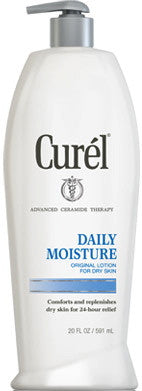 Curel Daily Moisture Original Lotion For Dry Skin 13 oz.