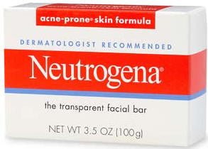 Neutrogena Acne Formula Soap 3.5 oz (100 g)