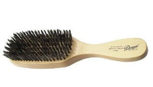 Diane Professional Wave Brush Reinforced Boar Bristle 9""