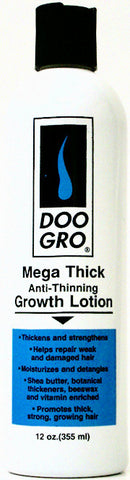 Doo Gro Mega Thick Anti-Thinning Growth Lotion 12 Oz. (355 ml)