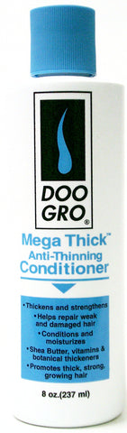 Doo Gro Mega Thick Anti-Thinning Conditioner 8 Oz. (237 ml)