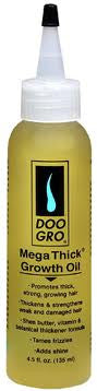 Doo Gro Mega Thick Growth Oil 4.5 Fl. Oz. (135 ml)