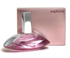 Euphoria by Calvin Klein for Women Eau de Toilette Spray 3.4 oz.