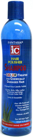 Fantasia IC Hair Polisher Shampoo For Color Treated Hair 12 Fl. Oz.