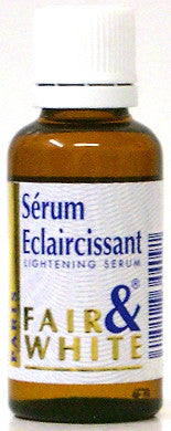 Fair & White Eclaircissant Lightening Serum 1 Fl. Oz. (30 ml)