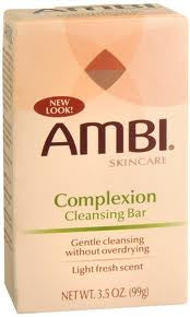 Ambi Complexion Cleansing Bar 3.5 oz.