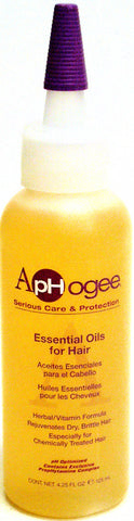 ApHOGEE Essential Oils For Hair 4.25 Fl. Oz.