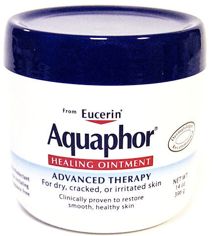 Aquaphor Healing Ointment Advanced Therapy Net Wt. 14 Oz. (396 g)