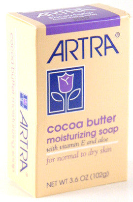 Artra Cocoa Butter Moisturizing Soap 3.6 Oz.