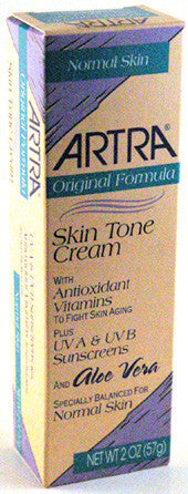 Artra Skin Tone Cream Normal Skin 2 Oz.