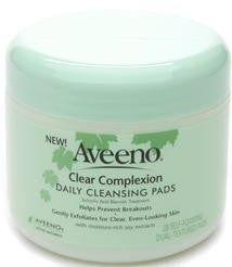 Aveeno Clear Complexion Daily Cleansing Pads 28 ea.