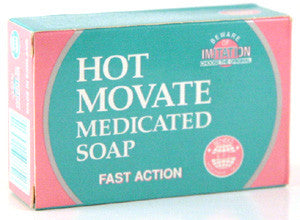 Hot Movate Medicated Soap 80 g