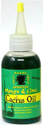Jamaican Mango & Lime Cactus Oil 4 oz. (113 ml)