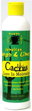 Jamaican Mango & Lime Cactus Leave In Moisturizer 8 oz. (236.57 ml)