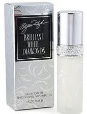 Brilliant White Diamonds by Elizabeth Taylor For Woman Eau de Toilette Spray 1.7 oz.