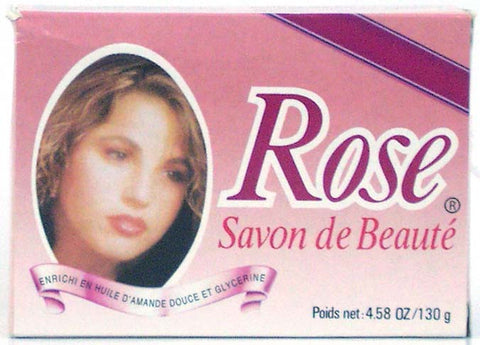 Rose Beauty Soap 4.85 Oz. (130 g)