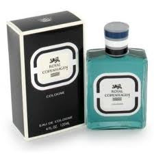 Royal Copenhagen for Men Cologne 4 oz.