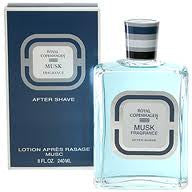 Royal Copenhagen Musk Fragrance After Shave 8 oz.